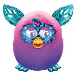 фото Мягкая игрушка интерактивная Hasbro «Ферби Кристалл». Цвет: розовый, сиреневый