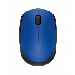 фото Мышь Logitech M171 Wireless Mouse USB. Цвет: синий