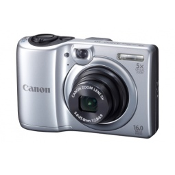 фото Фотокамера цифровая Canon PowerShot A1300. Цвет: серебристый