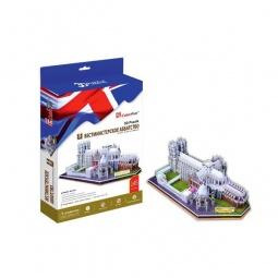 Купить Пазл 3D CubicFun «Вестминстерское аббатство»