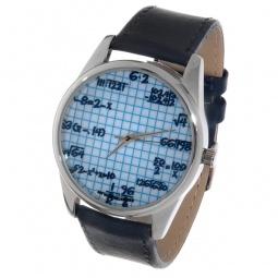 фото Часы наручные Mitya Veselkov «Формулы на клетке»