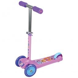 фото Самокат трехколесный 1 Toy Winx