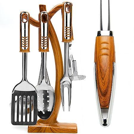 Купить Набор кухонных принадлежностей Super Kristal SK-7614
