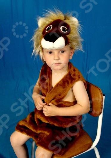 Костюм новогодний детский Костюмы «Лев» 019 костюмы alpine pro костюм