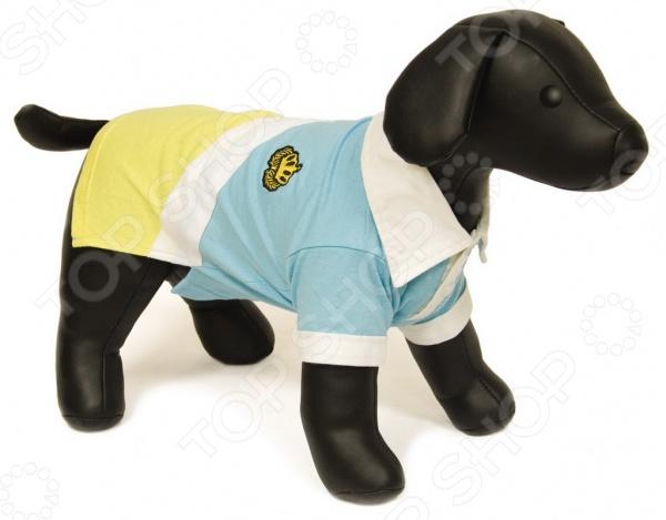 Футболка для собак DEZZIE «Астра» фильтра на опель астра j