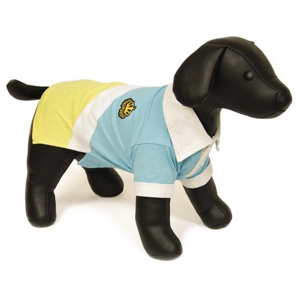 фото Футболка для собак DEZZIE «Астра». Размер: 25 см