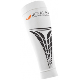 фото Гетры компрессионные спортивные Royal Bay Extreme. Цвет: белый. Размер: S