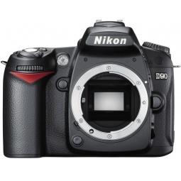 фото Фотокамера цифровая Nikon D90 Body