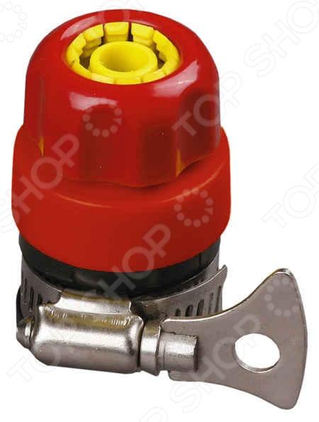 Соединитель с усиленным пластиком и хомутом Grinda 8-426335_z01 соединитель с усиленным пластиком grinda