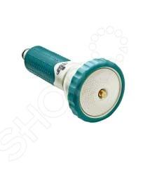 Распылитель Raco Comfort-Plus 4253-55/315CПистолеты для полива<br>Распылитель Raco Comfort-Plus 4253-55 315C - 4-х позиционная модель, станет незаменимым помощником на любом приусадебном участке. Модель предназначена для бережного орошения различных растений и культур. Сопло имеет латунный стержень. Так же модель оснащена защитным кольцом из термопластичной резины. Обрезиненая рукоятка эргономичной формы обеспечивает удобный хват во время работы. Четыре режима работы: жесткая струя, мягкая струя, распыление, высокоточная аэрированная струя.<br>