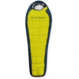 фото Спальный мешок Trimm Highlander. Цвет: желтый. Расположение молнии: правостороннее