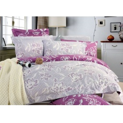 фото Комплект постельного белья Tiffany's Secret «Ажур». Семейный. Размер наволочки: 50х70 см — 2 шт.