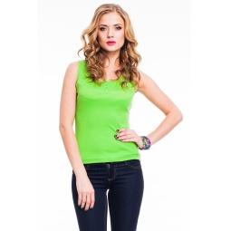 фото Майка Mondigo 8738. Цвет: зеленый. Размер одежды: 42