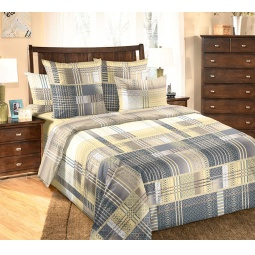 фото Комплект постельного белья Королевское Искушение «Лабиринт». 1,5-спальный