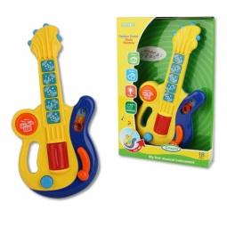 фото Музыкальный инструмент игрушечный Bairun «Рок-гитара»