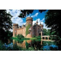 Купить Пазл 1500 элементов Trefl «Замок Мойланд»