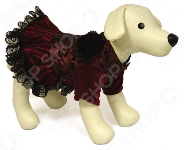 Платье для собак DEZZIE «Рейси» платье для собак dezzie рейси