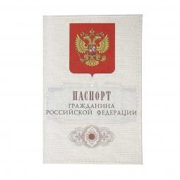 фото Обложка для паспорта Mitya Veselkov «Гражданин РФ»