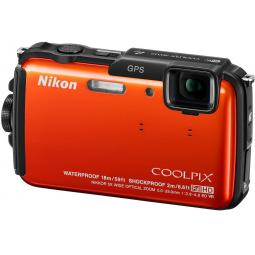 фото Фотокамера цифровая Nikon Coolpix AW110