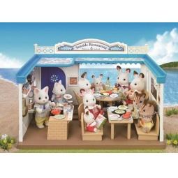 фото Набор игрушек Sylvanian Families 4190 «Морской ресторан»