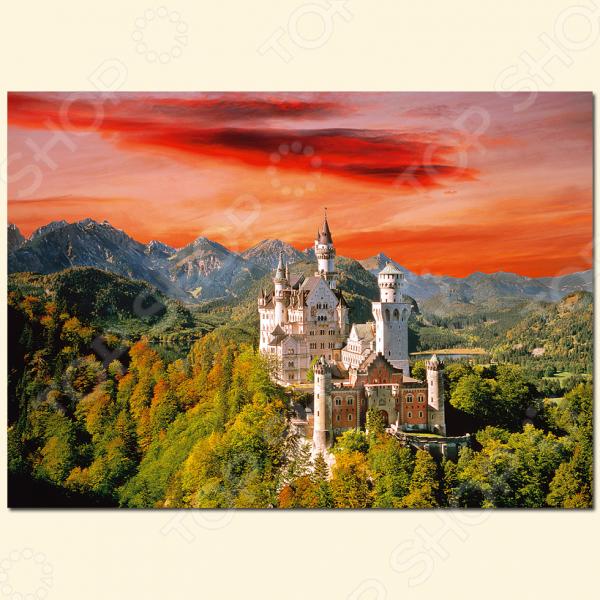 Пазл 2000 элементов Trefl «Замок Нойшванштайн» - купить по ...: http://www.top-shop.ru/product/387934-trefl-zamok-noyshvanshtayn/