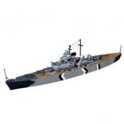 Купить Сборная модель корабля Revell Bismarck