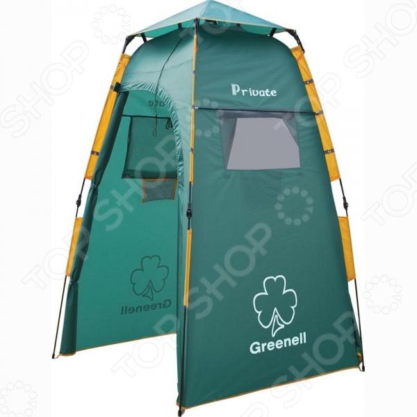 Палатка-душ Greenell «Приват v.2» спальник the north face the north face blue kazoo regular женский серый rh