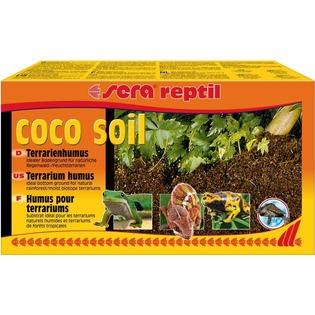 Купить Грунт для террариума Sera Reptil Coco Soil