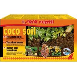 фото Грунт для террариума Sera Reptil Coco Soil