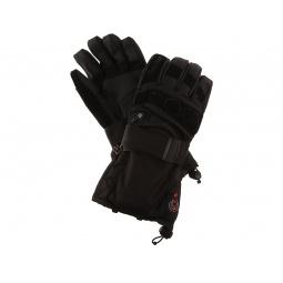 Купить Перчатки горнолыжные GLANCE X-Ray (2012-13). Цвет: черный