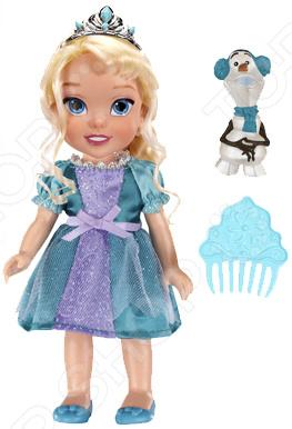 Кукла Disney Princess «Холодное Сердце с Олафом». В ассортиментеКуклы<br>Товар продается в ассортименте. Вид изделия при комплектации заказа зависит от наличия товарного ассортимента на складе. Кукла Disney Princess Холодное Сердце с Олафом станет отличным подарком для вашей любимой доченьки. Очаровательная маленькая принцесса в диадеме и роскошном платьице и ее верный друг снеговик Олаф не оставят равнодушной ни одну малышку. Куклы выполнена по мотивам диснеевского мультфильма Холодное сердце . Игрушка изготовлена из высококачественных материалов и предназначена для детей в возрасте от 3-х лет. В комплекте гребень для расчесывания куклы.<br>