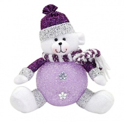фото Светильник декоративный Новогодняя сказка «Мишка» 949186