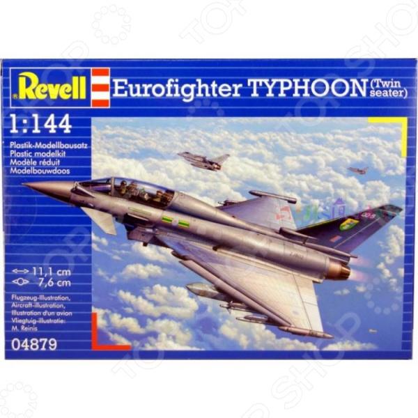 Сборная модель самолета-истребителя Revell Eurofighter Typhoon