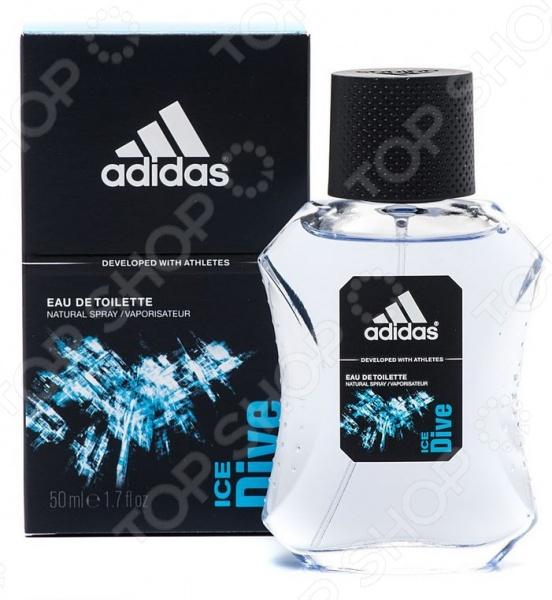 Туалетная вода мужская Adidas Ice Dive mexx туалетная вода ice touch man мужская 30 мл