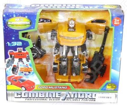Робот-трансформер Shantou Gepai «Машина» DT2012A