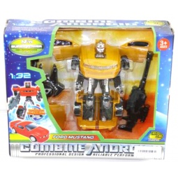 фото Робот-трансформер Shantou Gepai «Машина» DT2012A