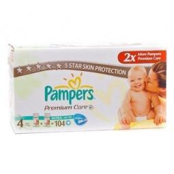 Купить Подгузники Pampers Premium Care Maxi