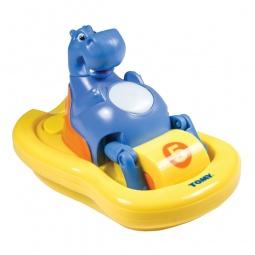 Купить Игрушка для ванны TOMY «Бегемотик на катамаране»