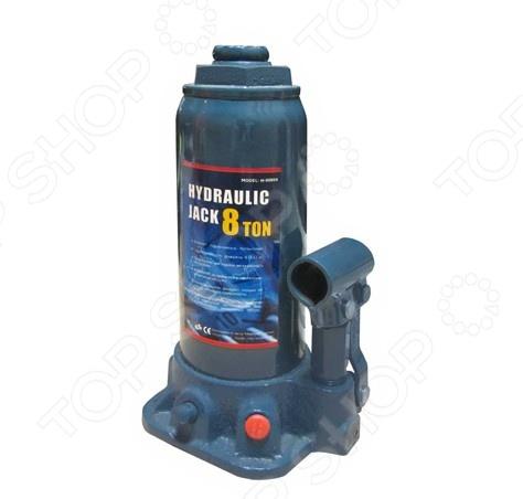 Домкрат гидравлический бутылочный с клапаном Megapower M-90804