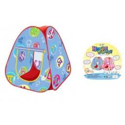 фото Палатка игровая Shantou Gepai «Алфавит». В ассортименте