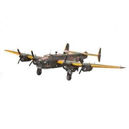 Купить Сборная модель бомбардировщика Revell Handley Page Halifax Mk.I/II