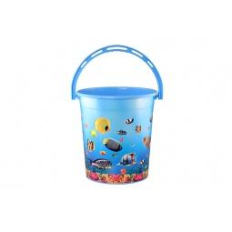 Купить Ведро круглое детское Violet 0112БК «Океан»