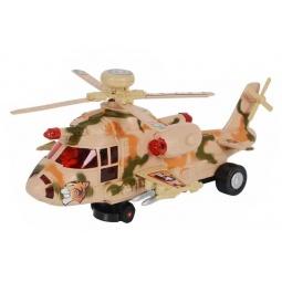 Купить Вертолет игрушечный Zhorya со светозвуковыми эффектами Х76056
