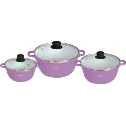 Купить Набор кухонной посуды Bohmann BH-6006WCR