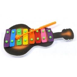 фото Музыкальный инструмент игрушечный Shantou Gepai «Ксилофон-скрипка»