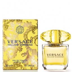 Купить Туалетная вода для женщин Versace Yellow Diamond