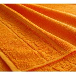 фото Полотенце махровое Asgabat Dokma Toplumy. Размер: 40х70 см. Цвет: оранжевый