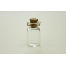 фото Набор стеклянных бутылочек с пробкой ScrapBerry's. Размер: 13х22 мм