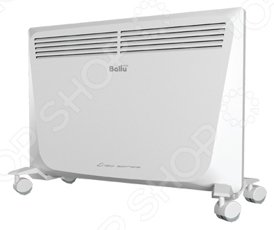 Конвектор Ballu BEC/EZMR-500Конвекторы<br>Конвектор Ballu BEC EZMR-500 - современная электрическая модель предназначена для обогрева помещений различного типа. Устройство отлично подходит для использования в квартирах, загородных домах, а так же на дачах, в офисах и даже в магазинах. Конвектор оснащен функцией Avto Restart, которая позволяет при незапланированном отключении электроэнергии автоматически включить прибор с сохранением действующих на момент отключения настроек. Основные характеристики:  выразительный индивидуальный стиль, созданный итальянским дизайн-бюро;  высокоточный электронный термостат для BEC EZE ;  высоконадежный механический термостат для BEC EZM ;  монолитный нагревательный элемент нового поколения Double G Force;  инновационная система равномерной конвекции Homogeneous flow;  воздухозаборник увеличенной площади Intake;  режим полной и половинной мощности;  функция родительский контроль блокировка управления ;  датчик защиты от перегрева;  покрытие задней крышки Anti Dirt;  новая технология в креплении нагревательного элемента Thermoresist compact;  ножки с колесиками для напольной установки и непринужденного перемещения;  датчик защиты от опрокидывания;  простота управления;  брызгозащитное исполнение IP24.<br>
