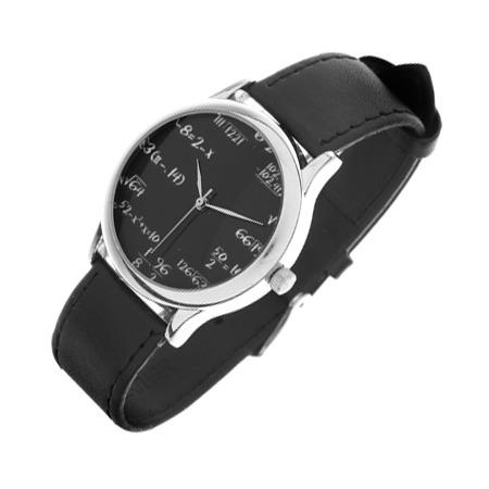 Купить Часы наручные Mitya Veselkov «Грифельная доска»